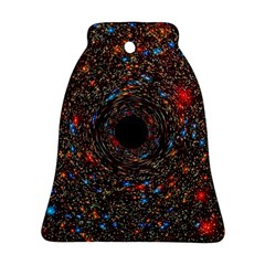 Space Star Light Black Hole Ornament (bell)