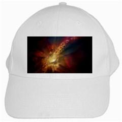 Sun Light Galaxy White Cap
