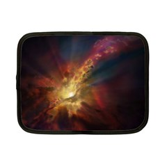 Sun Light Galaxy Netbook Case (small)