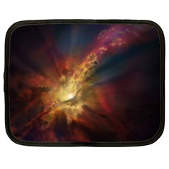 Sun Light Galaxy Netbook Case (xl)