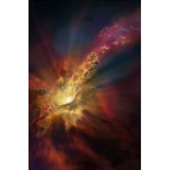 Sun Light Galaxy 5 5  X 8 5  Notebooks