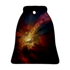 Sun Light Galaxy Ornament (bell)