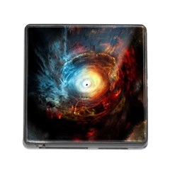 Supermassive Black Hole Galaxy Is Hidden Behind Worldwide Network Memory Card Reader (square)