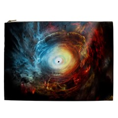 Supermassive Black Hole Galaxy Is Hidden Behind Worldwide Network Cosmetic Bag (xxl)