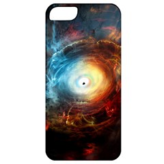 Supermassive Black Hole Galaxy Is Hidden Behind Worldwide Network Apple Iphone 5 Classic Hardshell Case
