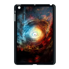 Supermassive Black Hole Galaxy Is Hidden Behind Worldwide Network Apple Ipad Mini Case (black)