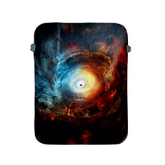Supermassive Black Hole Galaxy Is Hidden Behind Worldwide Network Apple Ipad 2/3/4 Protective Soft Cases