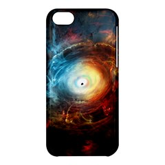 Supermassive Black Hole Galaxy Is Hidden Behind Worldwide Network Apple Iphone 5c Hardshell Case