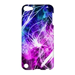 Space Galaxy Purple Blue Apple Ipod Touch 5 Hardshell Case
