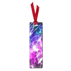 Space Galaxy Purple Blue Small Book Marks