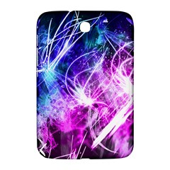 Space Galaxy Purple Blue Samsung Galaxy Note 8 0 N5100 Hardshell Case