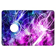 Space Galaxy Purple Blue Kindle Fire Hdx Flip 360 Case