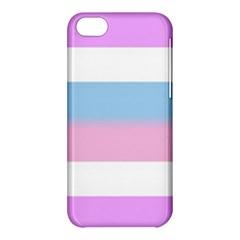 Big Stripes Apple Iphone 5c Hardshell Case