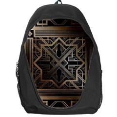 Art Nouveau Backpack Bag