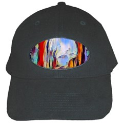 Abstract Tunnel Black Cap