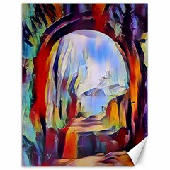 Abstract Tunnel Canvas 12  X 16