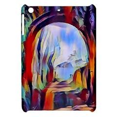 Abstract Tunnel Apple Ipad Mini Hardshell Case