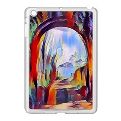 Abstract Tunnel Apple Ipad Mini Case (white)