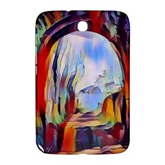 Abstract Tunnel Samsung Galaxy Note 8 0 N5100 Hardshell Case