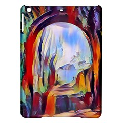 Abstract Tunnel Ipad Air Hardshell Cases