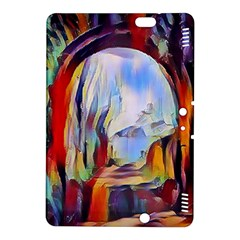 Abstract Tunnel Kindle Fire Hdx 8 9  Hardshell Case