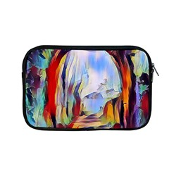 Abstract Tunnel Apple Macbook Pro 13  Zipper Case