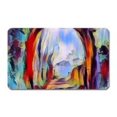 Abstract Tunnel Magnet (rectangular)