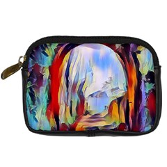 Abstract Tunnel Digital Camera Cases