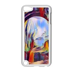 Abstract Tunnel Apple Ipod Touch 5 Case (white)