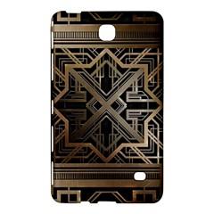 Art Nouveau Samsung Galaxy Tab 4 (7 ) Hardshell Case