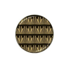 Art Deco Hat Clip Ball Marker (10 Pack)