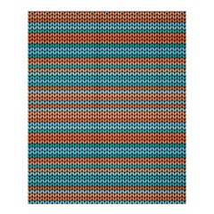 Winter Pattern 1 Shower Curtain 60  X 72  (medium)