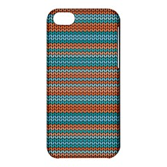 Winter Pattern 1 Apple Iphone 5c Hardshell Case