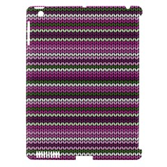 Winter Pattern 2 Apple Ipad 3/4 Hardshell Case (compatible With Smart Cover)