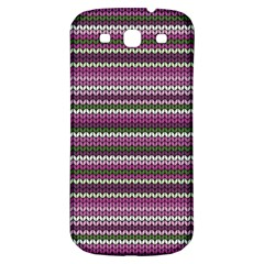 Winter Pattern 2 Samsung Galaxy S3 S Iii Classic Hardshell Back Case