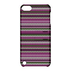 Winter Pattern 2 Apple Ipod Touch 5 Hardshell Case With Stand