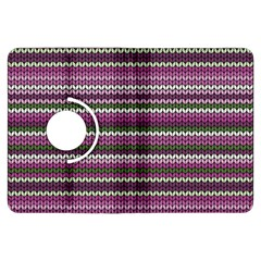 Winter Pattern 2 Kindle Fire Hdx Flip 360 Case