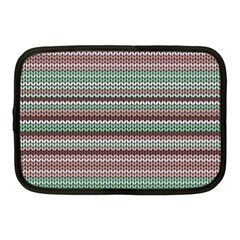 Winter Pattern 3 Netbook Case (medium)