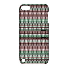 Winter Pattern 3 Apple Ipod Touch 5 Hardshell Case With Stand