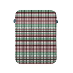 Winter Pattern 3 Apple Ipad 2/3/4 Protective Soft Cases