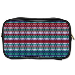 Winter Pattern 4 Toiletries Bags