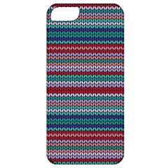 Winter Pattern 4 Apple Iphone 5 Classic Hardshell Case