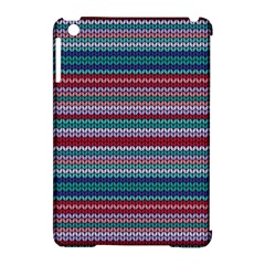 Winter Pattern 4 Apple Ipad Mini Hardshell Case (compatible With Smart Cover)