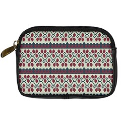 Winter Pattern 5 Digital Camera Cases