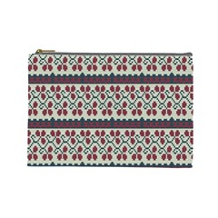 Winter Pattern 5 Cosmetic Bag (large)