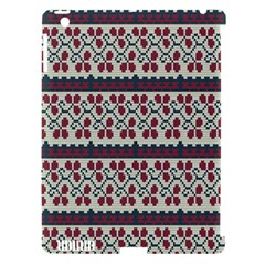 Winter Pattern 5 Apple Ipad 3/4 Hardshell Case (compatible With Smart Cover)