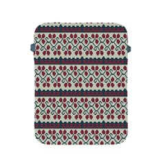 Winter Pattern 5 Apple Ipad 2/3/4 Protective Soft Cases