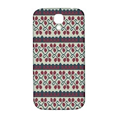 Winter Pattern 5 Samsung Galaxy S4 I9500/i9505  Hardshell Back Case