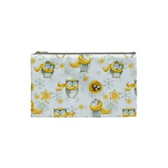 Winter Pattern 6 Cosmetic Bag (small)