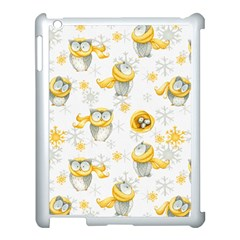 Winter Pattern 6 Apple Ipad 3/4 Case (white)